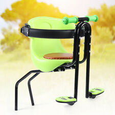 Safety Child Baby Kids Bike Bicycle Cycle Seat Front Carrier With Handrail UK