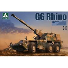 Takom #2052 1/35 SANDF Self-Propelled Howitzer G6 Rhino