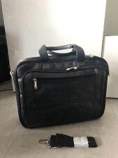 Schwarze Aktentasche, Businesstasche von SAMSONITE, Leder