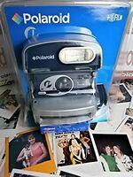 Polaroid Camera  Iconic 90sNIB 1 NEW FILM *IDEAL GIFT+1+ film MEGA RARE AS N E W