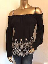 New Fashion Women's STRAP BLACK TOP---L----CUTE!!