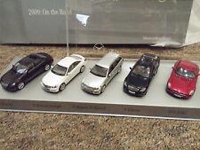 Mercedes Set 1:43 2009 w212 s212 w221 c197 SLS autoart Spark Schuco