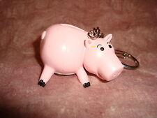 "Disney Toy Story Pig HAMM Keychain 2"" long x 1.5"" tall PVC"