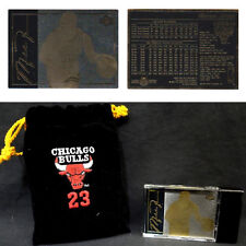 1994 Upper Deck Jordan 24K Gold  MICHAEL JORDAN #71/2500
