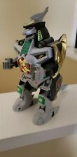 Bandai 1993 Mighty Morphin Power Rangers Green Ranger Dragonzord Megazord WORKS