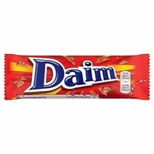 Box Of Daim Chocolate Daim Chocolate Bars 28g Box of 12 DAIM CHOC