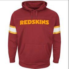 9ffbca2b5 Washington Redskins Majestic NFL Helmet Hoodie Pullover Hooded Sweatshirt M
