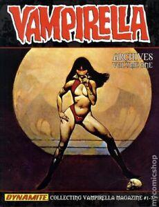 Vampirella Archives HC #1-1ST VF 2010 Stock Image