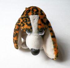 Applause Hush Puppies Basset Hound Dog Plush Toy Stuffed Animal Beanie