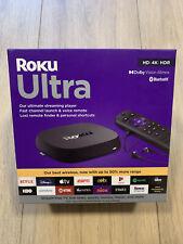 Roku Ultra 4800R 4K Streaming Media Player - Black