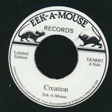 "NEW 7"" Eek A Mouse - Creation  /  Version"
