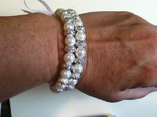 bridal party jewelry homemade pearl bracelet gift ideas