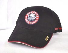 *WHITE PASS & YUKON ROUTE SKAGWAY ALASKA* Railroad Structured Ball cap hat OURAY