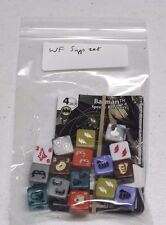 DC Dice Masters WORLD'S FINEST Starter SUPPLEMENT SET w/ Extra Dice