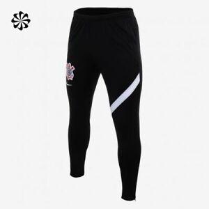 Corinthians Training Soccer Football Jersey Pants - 2021 2022