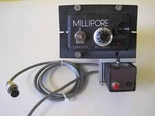 Millipore Dispense Pump Control WCDS000F2 CDA/N2IN-40PSI w/ Bracket and Wiring