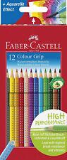 Faber-Castell 112412 Colour Grip Kartonetui