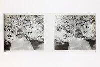 Famille Francia Foto Amateur Negativo PL51L31n5 Placca Da Lente Vintage 1909