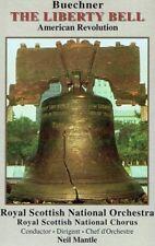 Neil Mantle - Buechner Liberty Bell (American Revolution) Unplayed Cassette Tape
