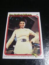 Star Trek Movie 1979 # 85 Nichelle Nichols - Uhura - Topps