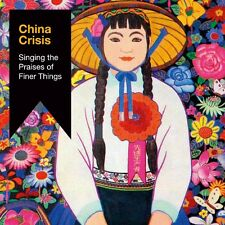 China Crisis(CD/DVD Album)Singing The Praises Of Finer Things-Secret-SE-New