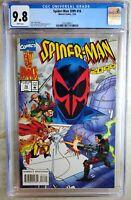 Spider-man 2099 #16 Marvel 1994 CGC 9.8 NM/MT 1/6 Census White Pages Comic P0149