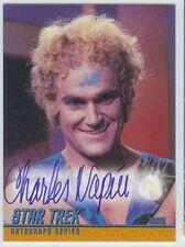 Star Trek Tos Season 3 Auto A81 Charles Napier