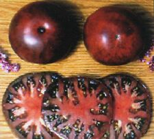 * HUGE GOURMET BLACK TOMATO * SWEETEST FLAVOR * 25 SEEDS