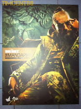 Hot Toys MMS211 Iron Man Ironman 3 - The Mandarin Ben Kingsley 1/6 Figure