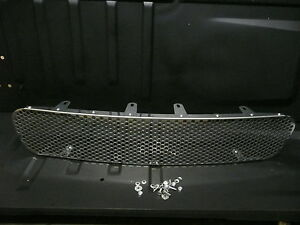 MG MIDGET AUSTIN HEALEY SPRITE STAINLESS FRONT GRILLE  AHA8098 AHA9925