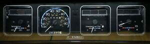 85-90 Chevy Caprice Impala Gauge Cluster LED Upgrade Kit