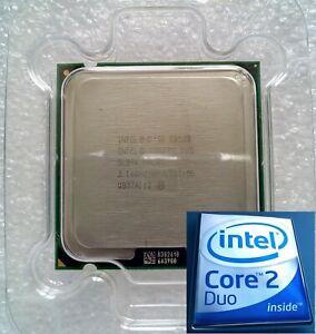 Intel Core 2 Duo E8500 3.16 GHz Dual-Core Processor 1333 MHz FSB 45 nm LGA775