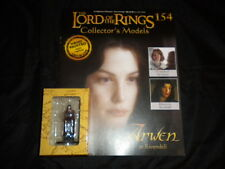 Lord of the rings figures-issue 154 arwen à Fondcombe-eaglemoss