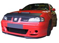Seat Ibiza 6k2 1999-2002 CUSTOM CAR HOOD BONNET BRA NOSE FRONT MASK BRA DE CAPOT