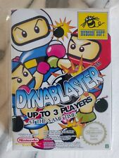 Only Box Game Dynablaster PAL for Nintendo NES