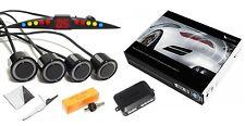FALCON 2611 BLACK KIT 4 Sensores Aparcamiento PARKTRONIC Parking System NEGRO
