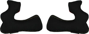 Troy Lee Designs D4 Bike Helmet Replacement Cheekpads Black