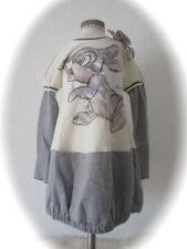 °Monnalisa° tolles Kleid Tunika  mit Kopfer Strass 116  NEU