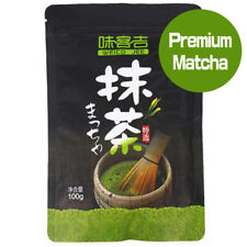 Weico Jee 100% Pure Matcha Green Tea Powder 100g - Premium Grade