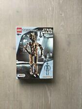 C-3PO aus Set 8129 #1448 sw0161a Lego Star Wars