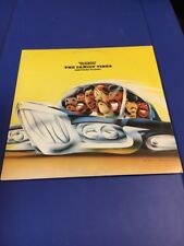 Ike Turner Presents The Family Vibes- Confined To Soul- LP 1973 UA-LA051-F