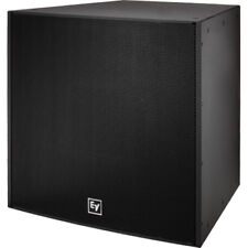 Electro-Voice EVH-1152S/99BLK,Two-Way Coaxial Horn-Loaded Full-Range Loudspeaker