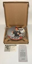 1989 I Love Lucy Plate Collection Vitameatavegamin For Health 23k Gold Rim