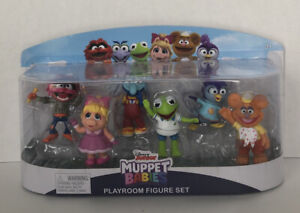 DISNEY JUNIOR MUPPET BABIES Playroom Figure Set Just Play