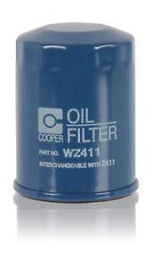 Wesfil Oil Filter WZ411 fits Mitsubishi Magna 2.4 (TE), 2.4 (TF), 2.6 i (TM,T...