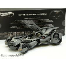 BATMAN V SUPERMAN BATMOBILE ELITE HOTWHEELS MODEL 1/18 #CMC89