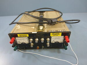 Acopian K20D50 Regulated Dual Power Supply, 20 Volts DC (VDC) / .5 Amp (500 mA)