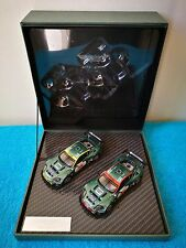 Ixo Aston Martin DBR9 Le Mans 2006 Racing Collection 007 & 009 1/43  L/E  NEW