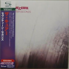 THE CURE, SEVENTEEN SECONDS, AUTH LTD ED SHM-CD, JAPAN 2008, UICY-93478 (NEW)