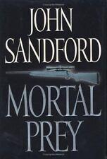 Mortal Prey by John Sandford (2002, Hardcover)